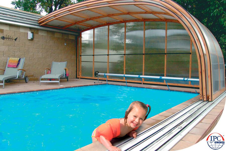 Swimming pool and spa enclosures l style 3dome for Pool enclosure design software