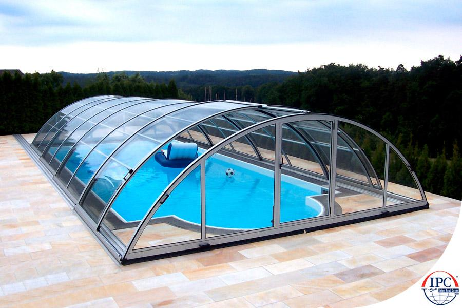 Swimming pool and spa enclosures l universe 3dome for Pool enclosure design software