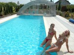 telescopic pool covers in uk
