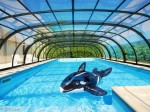 swimming pool enclosures in uk