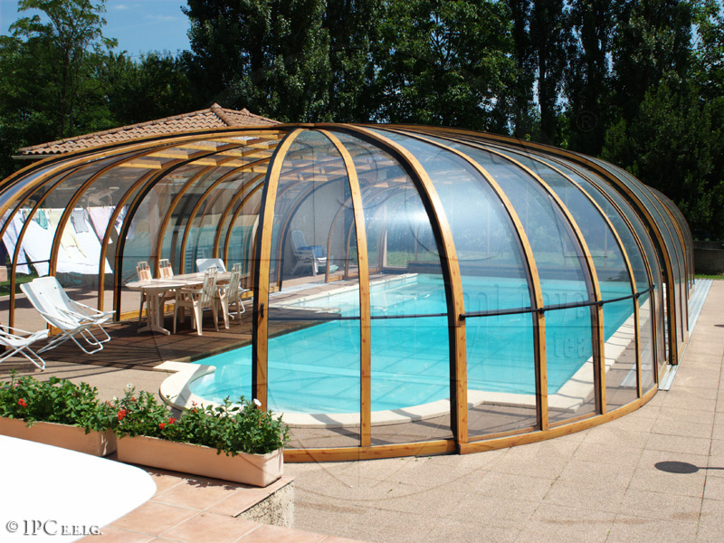 Swimming Pool And Spa Enclosures L Aluminum Profiles